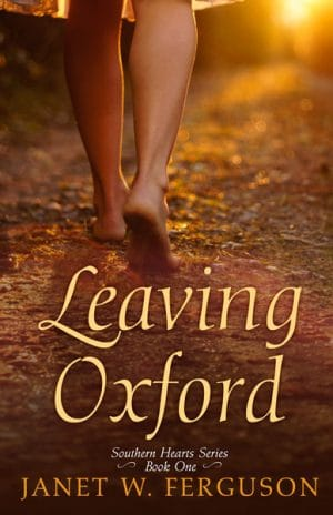 Cover for Leaving Oxford