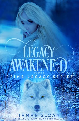Cover for Legacy Awakened