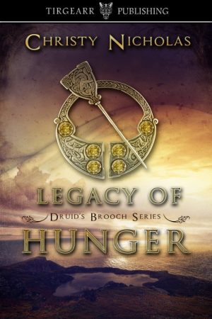 Cover for Legacy of Hunger