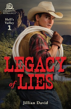 Cover for Legacy of Lies