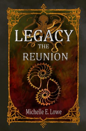 Cover for Legacy: The Reunion