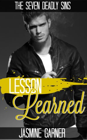 Cover for Lesson Learned