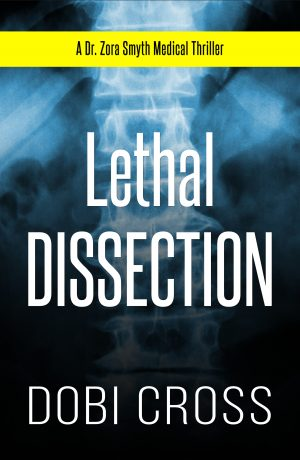 Cover for Lethal Dissection
