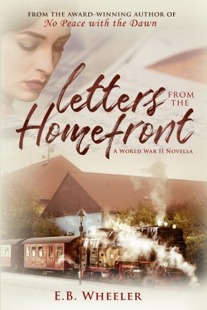 Cover for Letters from the Homefront