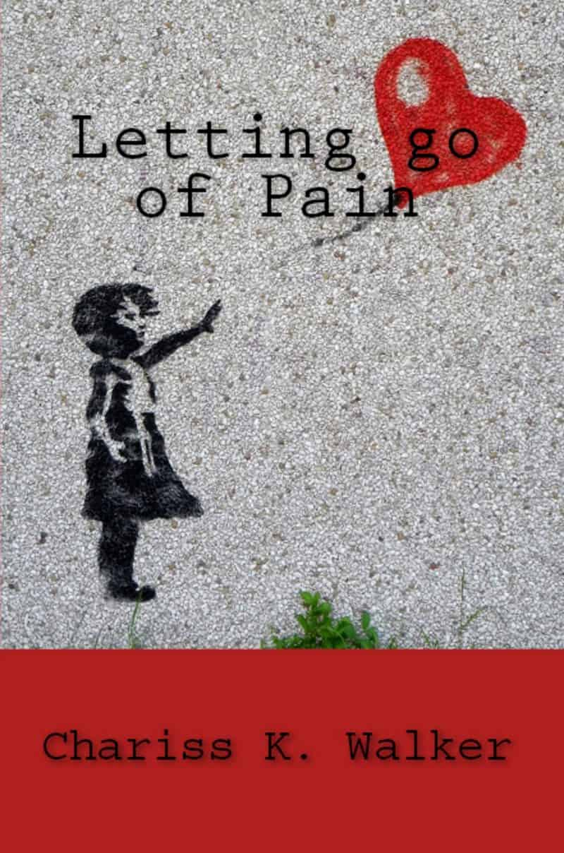 Cover for Letting go of Pain
