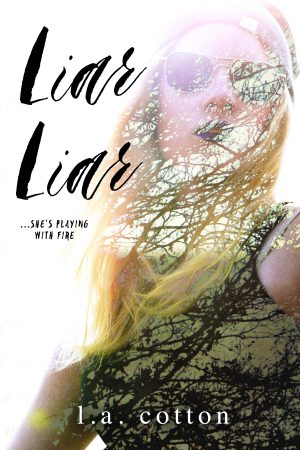 Cover for Liar Liar