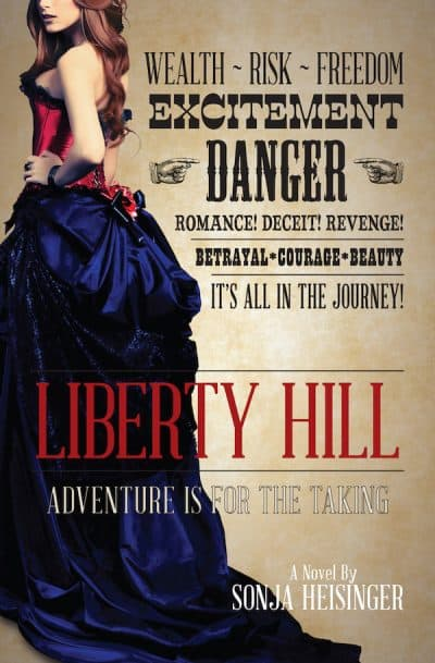 Cover for Liberty Hill