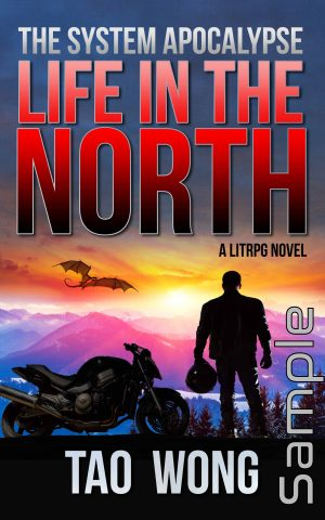 Cover for Life in the North: An Apocalyptic LitRPG