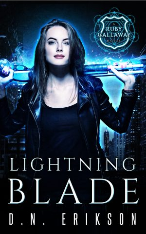 Cover for Lightning Blade