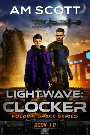 Cover for Lightwave: Clocker