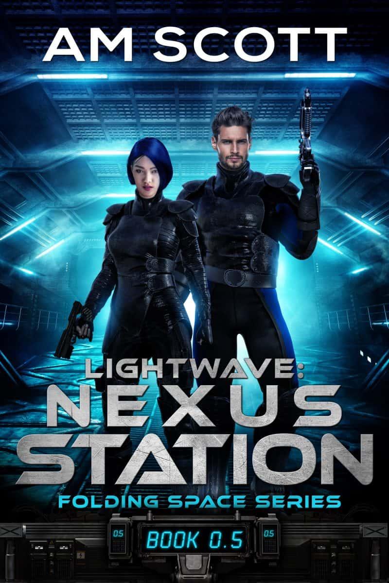 Cover for Lightwave: Nexus Station