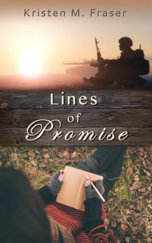 Cover for Lines of Promise