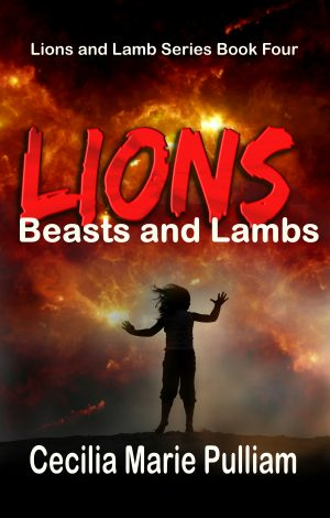 Cover for Lions, Beasts, and Lambs