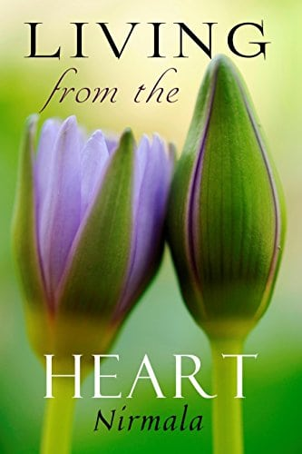 Cover for Living from the Heart