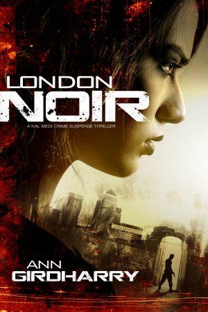 Cover for London Noir