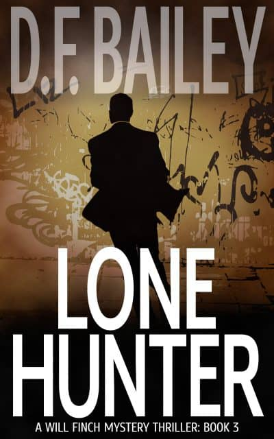 Cover for Lone Hunter