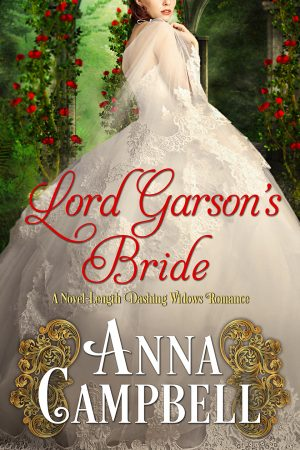 Cover for Lord Garson's Bride