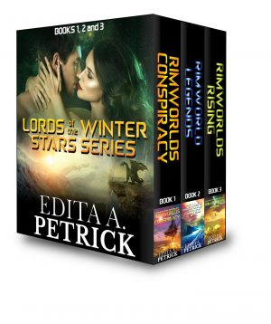 Cover for Lords of the Winter Stars Boxset