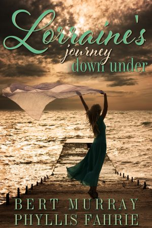 Cover for Lorraine's Journey Down Under