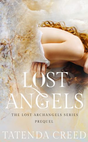 Cover for Lost Angels