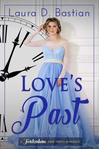 Cover for Love's Past