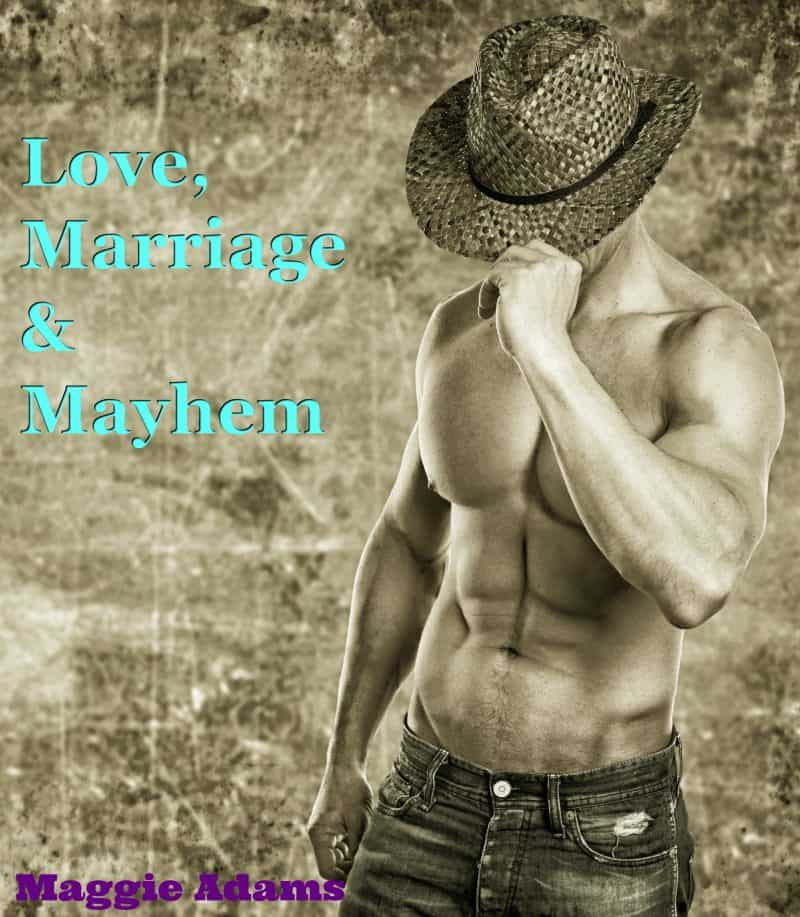 Cover for Love, Marriage & Mayhem