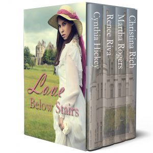 Cover for Love Below Stairs
