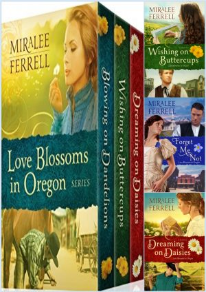 Cover for Love Blossoms in Oregon Boxed Set