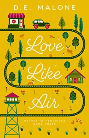 Cover for Love Like Air