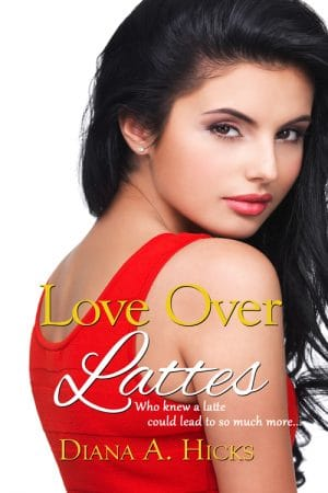 Cover for Love Over Lattes