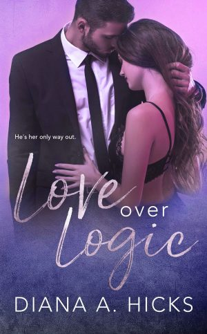 Cover for Love Over Logic