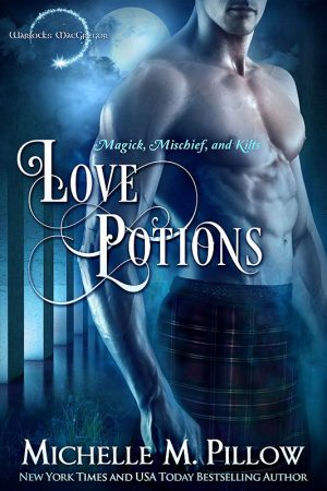 Cover for Love Potions