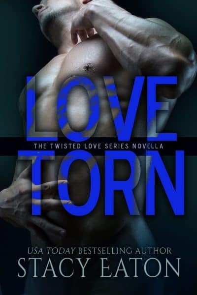 Cover for Love Torn