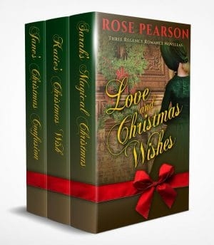 Cover for Love and Christmas Wishes