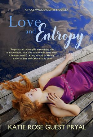 Cover for Love and Entropy