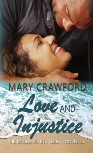 Cover for Love and Injustice
