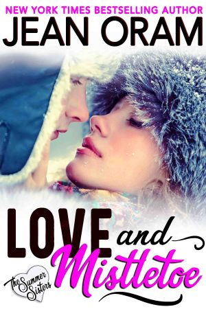 Cover for Love and Mistletoe