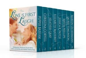 Cover for Love at First Laugh