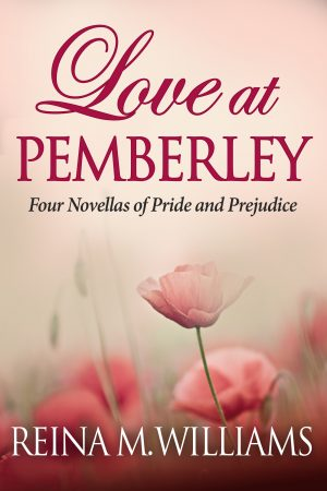 Cover for Love at Pemberley: Four Novellas of Pride and Prejudice