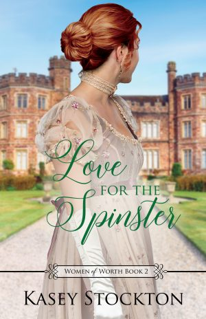 Cover for Love for the Spinster