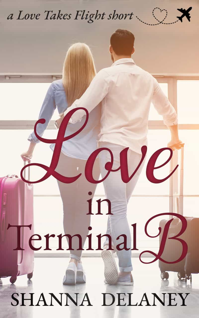 Cover for Love in Terminal B: a Love Takes Flight short