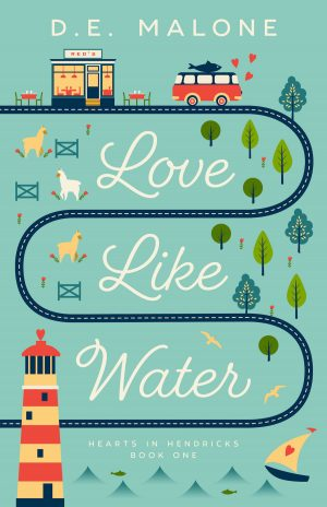 Cover for Love Like Water