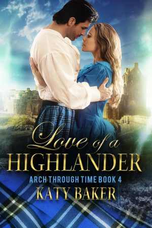 Cover for Love of a Highlander