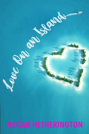 Cover for Love on an Island