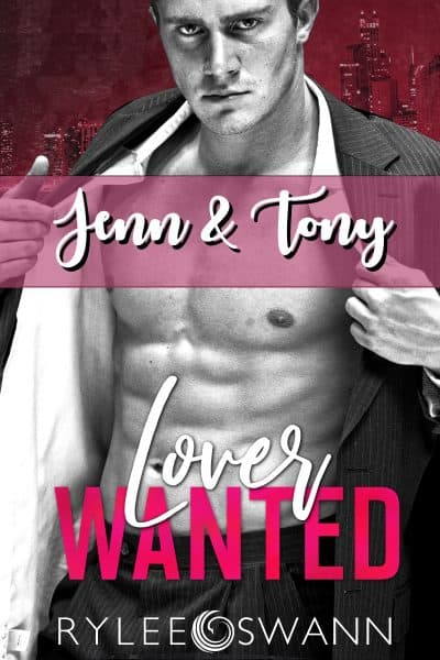 Cover for Lover Wanted: Jenn & Tony