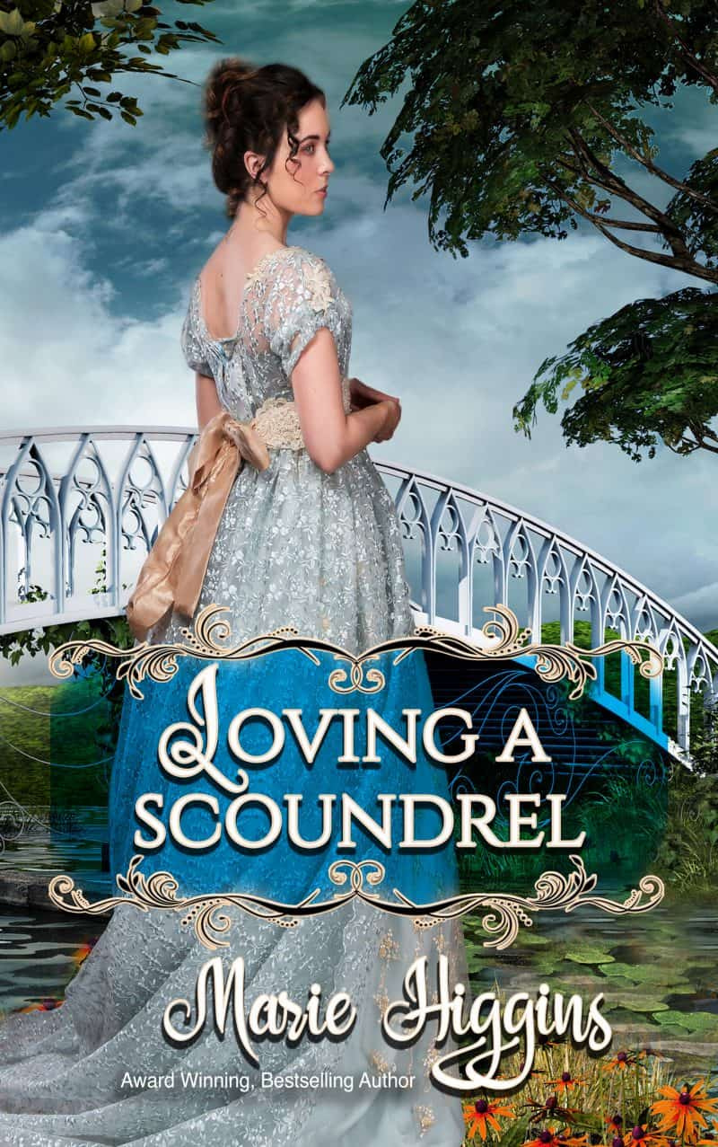 Cover for Loving A Scoundrel