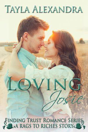 Cover for Loving Josie