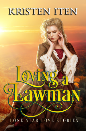 Cover for Loving a Lawman