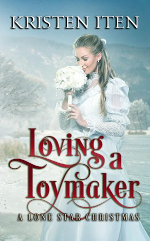 Cover for Loving a Toymaker