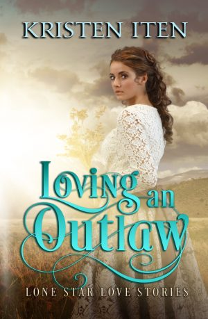 Cover for Loving an Outlaw SAMPLE